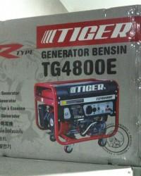 GENSET TIGER TG 4800E (2.800 watt)