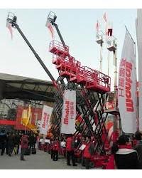 Dijual Scissor Lift 16 Meter garansi 1 tahun
