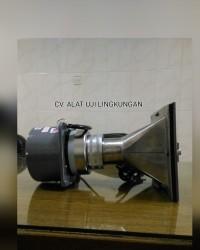 ALAT SAMPLING DEBU || PORTABLE HIGH VOLUME AIR SAMPLERS