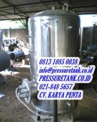 Hydrophore Tank Tangki Hidrofor CALL. 0813 1085 0038 info@pressuretank.co.id CV. KARYA PENTA PRESSUR