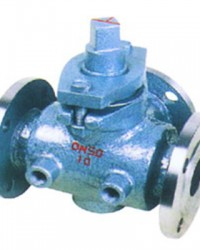 Three-way Heat-insulated Plug Valves