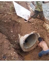 Jasa Membuat Drainase dengan U-dith, Pasang Batu Kali DLL di Jaksel | 0822-9807-1464