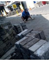 Jasa Pemasangan Paving Block   Bongkar dan Pasang Paving Block  Pool Taksi, Halaman Rumah Sakit, Per