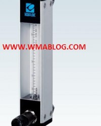 Flowmeter with Precision Needle Valve ( for Accurate Flow  Control) MODEL RK1250 SERIES