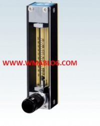 Purge Flowmeter With Needle Valve (for Scientific Instrumentation System) MODEL RK1600R SERIE