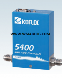 Kofloc Low-cost Metal Sealed Mass Flow Controller 5400 Series
