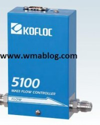KOFLOC High Grade Metal Flow Controllers MODEL 5100 SERIES