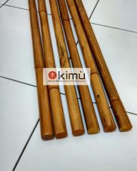 Tongkat Arnis Rotan Panjang 73cm By Kimu