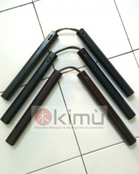 Dark Turtle Nunchaku ( Double Stick )