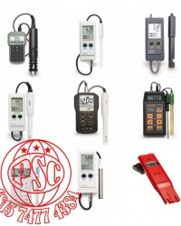 Portable pH & ISE Meters Hanna Instrument
