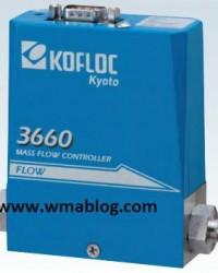 Mass Flow Conrtoller MODEL 3660 SERIES kofloc