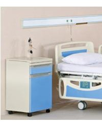 Five  Function  Electric Bed With  Weighing  Scale