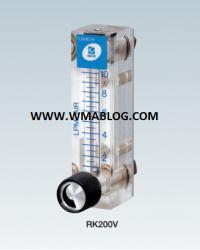 Acrylic Resin Flow Meter RK200 Series