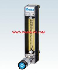 Flowmeter with Bellows Needle Valve MODEL Rk1500 SERIES
