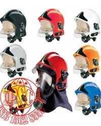 MSA Gallet F1SF Fire Helmet