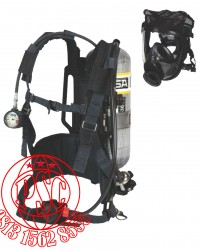 MSA AirHawk II Air Mask Breathing Apparatus
