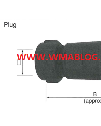 Nanaboshi Connector NRW Series Plug Type S and Type G