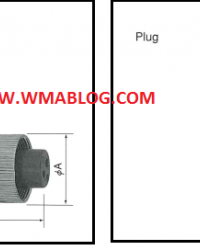Nanaboshi Connector NWPC Series Plug Type S and Type G
