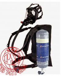 Breathing Apparatus Survivair Comando Sperian