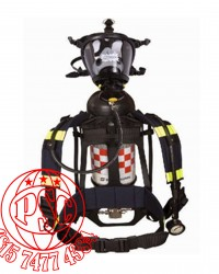 Breathing Apparatus T8000EN Sperian