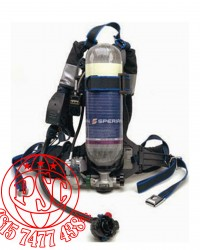 Breathing Apparatus Survivair Panther Sperian
