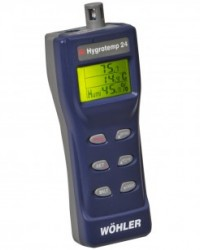 JUAL PORTABLE THERMO-HYGROMETER