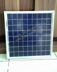 Solar Panel Polycrystalline 10 Wp