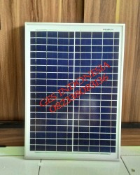 Solar Panel Polycrystalline 20 Wp