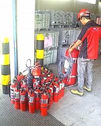 Jual Tabung Pemadam Api Dan Isi Ulang Alat Pemadam Api JABODETABEK