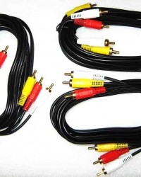 kabel audio video 3 meter