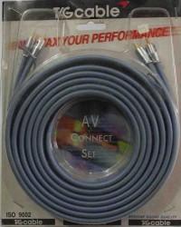 kabel rca 6 meter