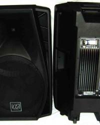 """speaker monitor 15"""" aktif"""