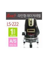 Jual Cross Line Laser Level Zeus LS-222 ( 4V-1H-1D )