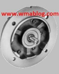 Gast 2AM-ACC-91 Air Motor