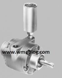 Gast 1UP-NCW-2A Air Motor