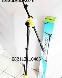 stand microphone full baja