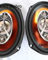 speaker oval
