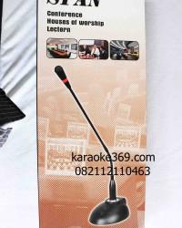 microphone mimbar