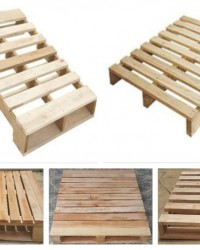 Wooden Pallet Heat Treatment dan ISPM 15