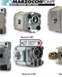 MARZOCCHI Hydraulic pumps ALP1,ALP2,ALP3,ALP4