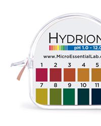 Hydrion S/R Quat Disp. 0-1000ppm