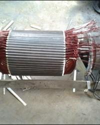 Rewinding DC Motor