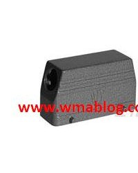 Connector Hoods HB.24.STS.1.29.G Sibas