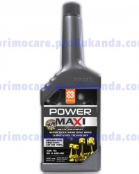 Nano Oil Additive / Aditif Oli Super Slippery Metal Treatment PRIMO POWER MAXI 250mL