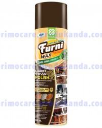Pembersih, Pengilap Kayu & Kulit Terbaik Wood Leather Polish PRIMO FURNI WAX 500 mL