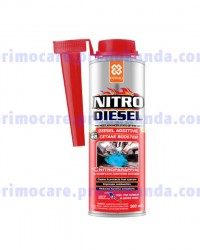 Complete Fuel Treatment / Fuel System Cleaner / Aditif Solar Cetane Booster PRIMO NITRO DIESEL 300mL
