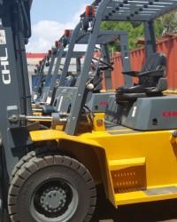 Disewakan Forklift Kapasitas 5 Ton di Gresik