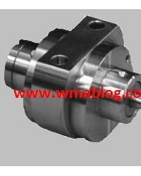 Gast 1AM-NRV-7SS Stainless Air Motor