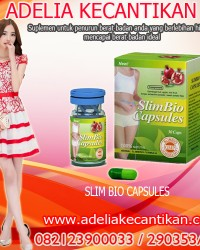 Slim Bio Pelangsing Tubuh Herbal 082123900033 / 290353AC