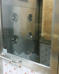 JUAL AIR SHOWER PASS BOX SS304 UNTUK RUANG OPERASI RUMAH SAKIT